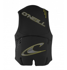 O'Neill Reactor ISO Impact/Buoyancy Vest (Black)