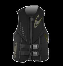 O'neill Reactor ISO Impact Vest (Black) - Wetndry Boardsports