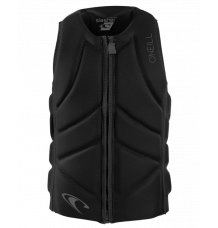 O'Neill Mens Slasher Impact Vest (Black)