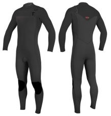 O'Neill Hyperfreak 3/2mm FZ Wetsuit (Graph/Graph) - Wetndry Boardsports