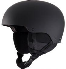 Anon Raider 3 Snowboard Helmet (Black)