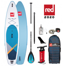 """Red Paddle Co, 11""""3"""" x 32"""" Sport Package 2020 - Alloy"""