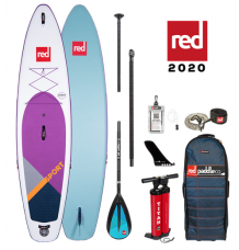"""Red Paddle Co, 11""""3"""" x 32"""" Sport Purple Package 2020 - Alloy"""
