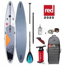 "Red Paddle Co, 12'6"" x 28"" Elite MSL Package 2020 - Alloy"