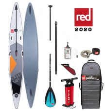 "Red Paddle Co, 14'0"" x 25"" Elite MSL Package 2020 - Alloy"