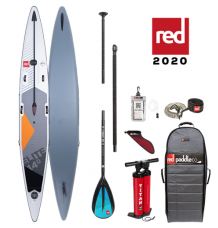 "Red Paddle Co, 14'0"" x 27"" Elite MSL Package 2020 - Alloy"