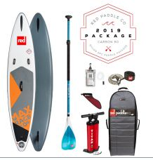 """Red Paddle Co 10'6"""" x 26"""" Max Race SUP Inflatable Package 2019"""