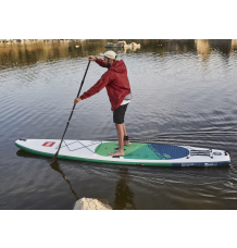 """Red Paddle Co, 13'2"""" x 30"""" Voyager Package 2020"""
