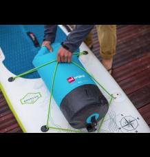 Red Original Waterproof Roll Top Bag (Aqua Blue)