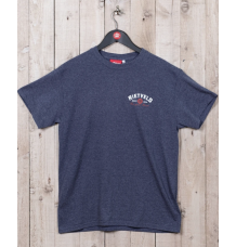 "Rietveld ""Surf Trippin"" T-Shirt (Heather Navy)"