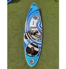 RRD Freestyle Wave 90L Windsurf Board (Blue Second Hand)