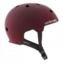 Sandbox Legend Low Rider Helmet (Burgundy)