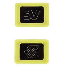 Burton Snowboard Channel Plugs (Analog Logo)