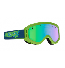 Anon Kids Tracker Snow Goggles 2017 (Gremlin/Green Amber)