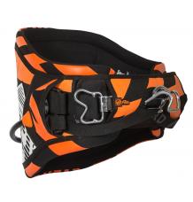 RRD Stark Kitesurf Harness (Black/Orange)