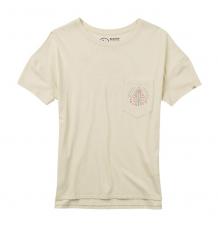 Burton Jagger Short Sleeve Tshirt (Canvas) - Wetndry Boardsports
