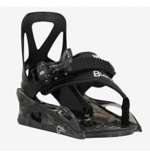 Burton Grom Youth Snowboard Bindings 2018 (Black)