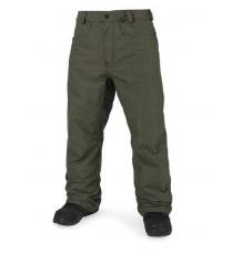 Volcom Carbon Snowboard Pants 2018 (Military) - Wetndry Boardsports