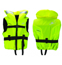 O'Neill Infants Superlite CE Life Vest (Neon Yellow) - Wetndry Boardsports