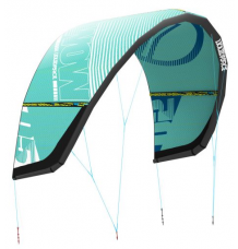 Liquid Force WOW Kitesurf Kite 2019 (7m) - Teal