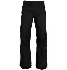 686 Supreme Cargo Shell Snowboard Pants 2019 (Black) - Wetndry Boardsports