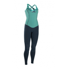 ION Womens Muse Long Jane 1.5mm Wetsuit (Seaglass) - Wetndry Boardsports