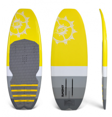"Slingshot Alien Air 4'8"" Kitesurf Foil Board 2019 - Wetndry Boardsports"