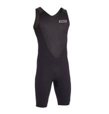 ION Monoshorty 2mm Wetsuit (Black) - Wetndry Boardsports