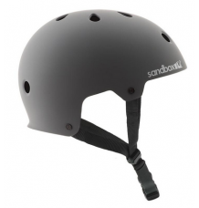 Sandbox Legend Low Rider Helmet (Grey) - Wetndry Boardsports