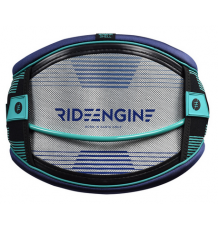 Ride Engine 3K Carbon Elite Waist Harness 2018 (Silver) - Wetndry Boardsports