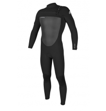 O'neill Epic 5/4mm Chest Zip Wetsuit (Black/Black) - Wetndry Boardsports