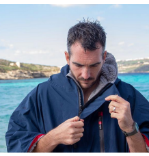 Red Paddle Co Pro Changing Jacket (Navy)