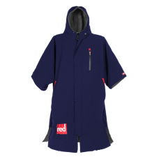 Red Paddle Co Pro Changing Jacket (Navy) - Wetndry Boardsports