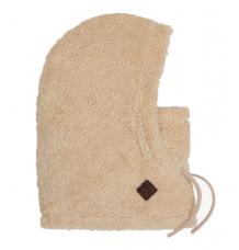 Burton Womens Lynx Fleece over Helmet Hood (Creme Brulee) - Wetndry Boardsports
