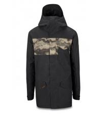 Dakine Elsman Snowboard Jacket (Black/Ashcroft) - Wetndry Boardsports