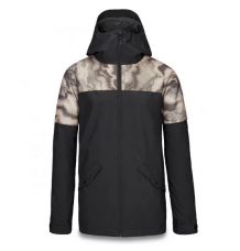 Dakine Denison Snowboard Jacket (Black/Ashcroft) - Wetndry Boardsports