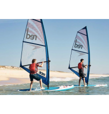 """Red Paddle Co, 10'7"""" x 33"""" Windsurf Package 2020"""