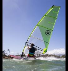 Ezzy Legacy Windsurf Sail