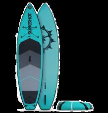 """Slingshot Crossbreed 11'0"""" x 34"""" SUP Package 2020 (Aqua)"""