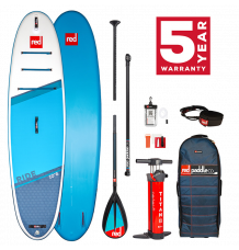 """Red Paddle Co 10'6"""" Ride MSL SUP Inflatable Package 2021"""