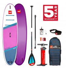 """Red Paddle Co 10'6"""" Ride SE MSL SUP Inflatable Package 2021"""