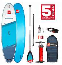 """Red Paddle Co 10'8"""" Ride MSL SUP Inflatable Package 2021"""