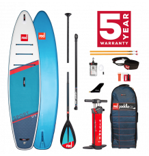 """Red Paddle Co 11'3"""" Sport MSL SUP Inflatable Package 2021"""
