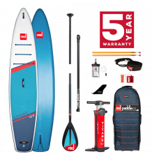 """Red Paddle Co 12'6"""" Sport MSL SUP Inflatable Package 2021"""