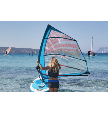 "Red Paddle Co 10'7"" Windsurf SUP Inflatable Package 2021"