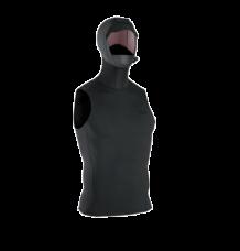 ION Hooded 3/2mm Neoprene Vest (Black)