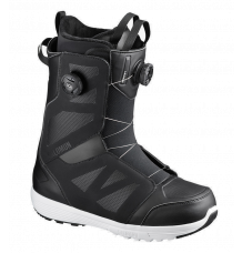 Salomon Launch Boa Snowboard Boot 2021 (Black)