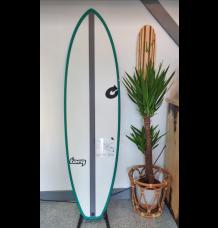 Torq TEC 6'6 Bigboy 23 Surfboard