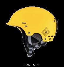 K2 Thrive Snowboard Helmet (Classic Yellow)