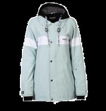 Nikita Womens Laurel Snow Jacket (Sea Foam Green)